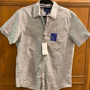 NWT Mens button up shirt